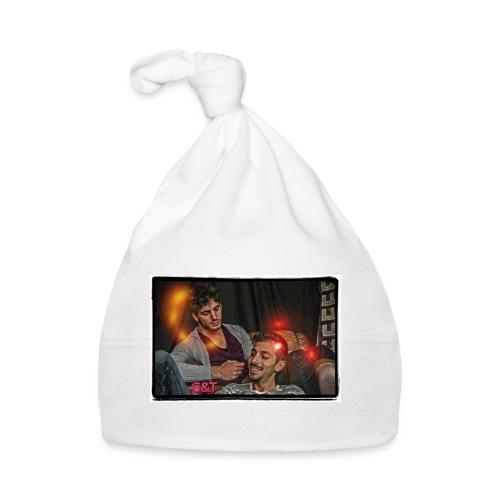 Tappetino mouse orizzontale Giulio Tommaso 5 - Cappellino neonato