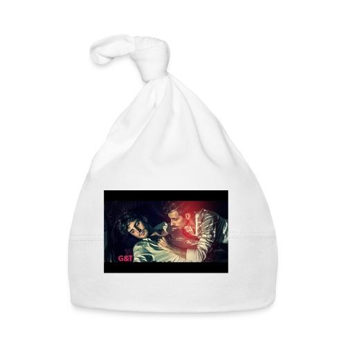 Tappetino mouse orizzontale Giulio Tommaso 7 - Cappellino neonato