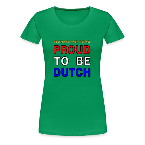 DUTCH PRIDE - learn