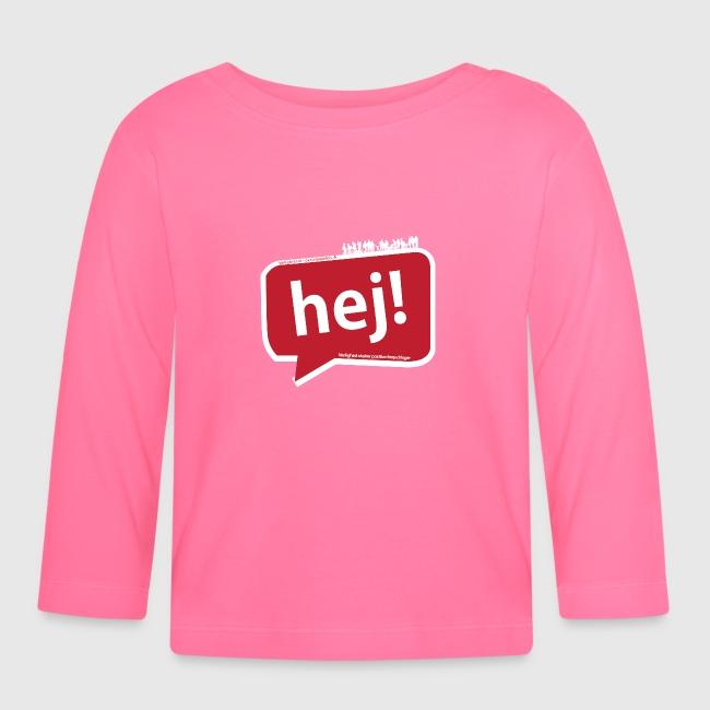 Mens - tshirt - Hello / Hej