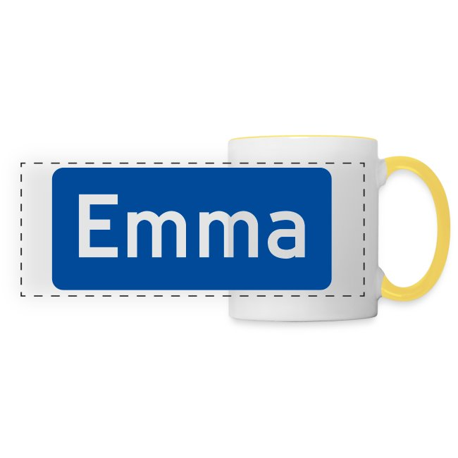 Emma veiskilt