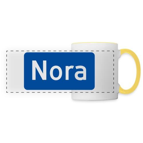 Nora veiskilt - Panoramakopp
