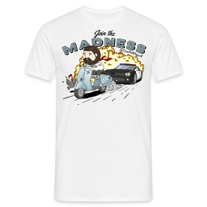 Madness - Base Ball Top - Men's T-Shirt