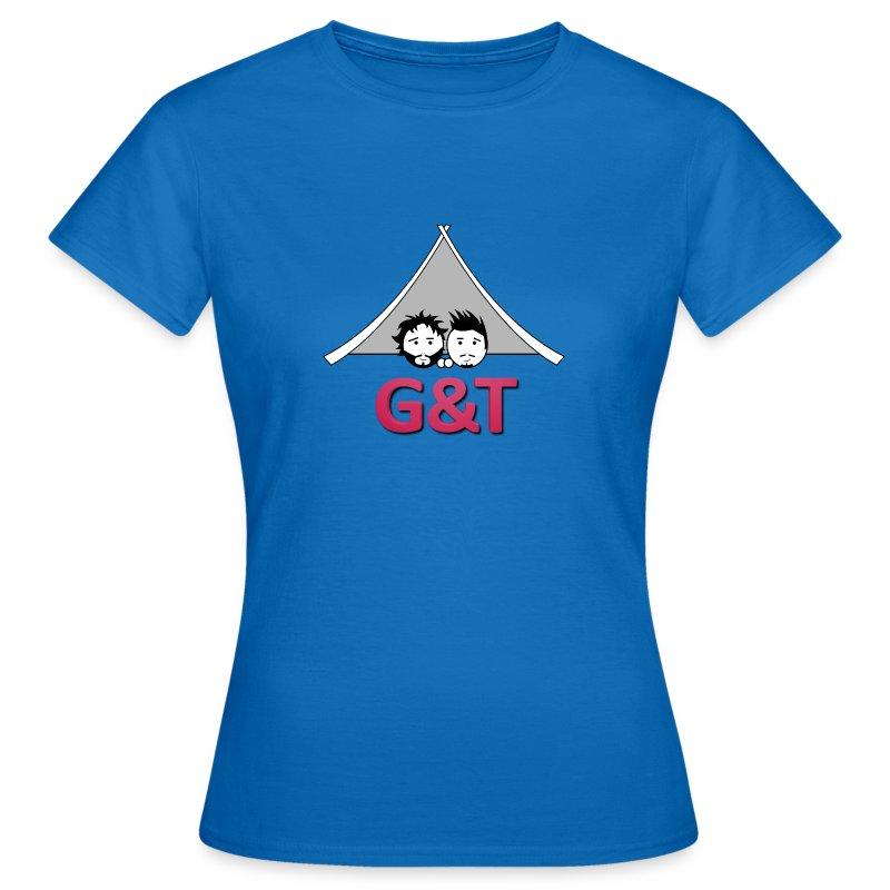 Tazza monocolore G&T tenda - Maglietta da donna