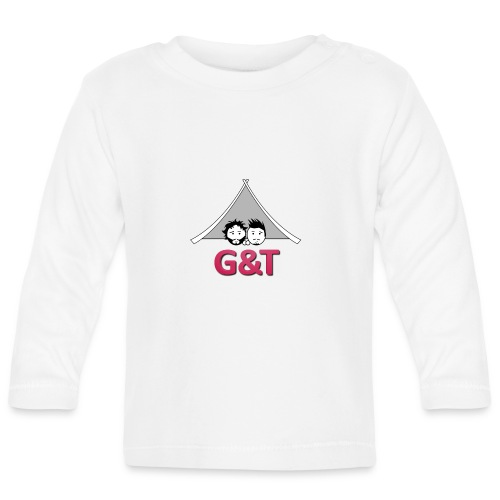 Tazza monocolore G&T tenda - Maglietta a manica lunga per bambini