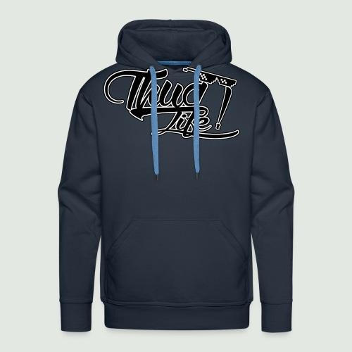 Thuglife - Sweat-shirt à capuche Premium pour hommes