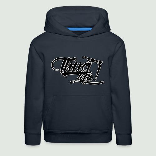 Thuglife - Pull à capuche Premium Enfant