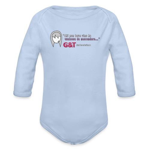 Maglietta donna Sara vino - Body ecologico per neonato a manica lunga