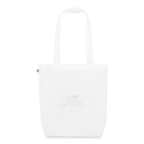 Panorama-Tasse mit rundum Design - Elche Logo - Bio-Stoffbeutel
