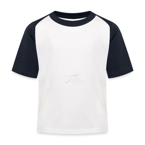 Panorama-Tasse mit rundum Design - Elche Logo - Kinder Baseball T-Shirt