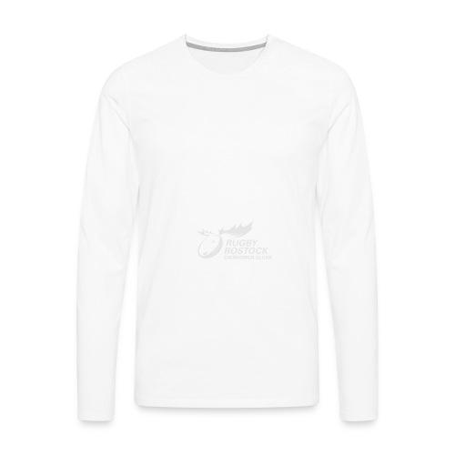 Panorama-Tasse mit rundum Design - Elche Logo - Männer Premium Langarmshirt