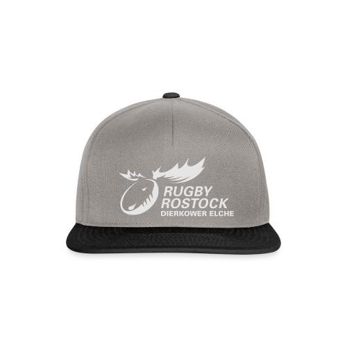 Panorama-Tasse mit rundum Design - Elche Logo - Snapback Cap
