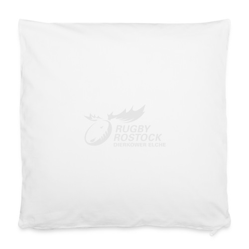 Panorama-Tasse mit rundum Design - Elche Logo - Kissenbezug 40 x 40 cm