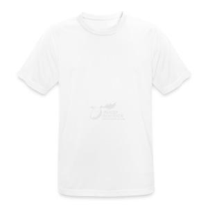 Panorama-Tasse mit rundum Design - Elche Logo - Männer T-Shirt atmungsaktiv