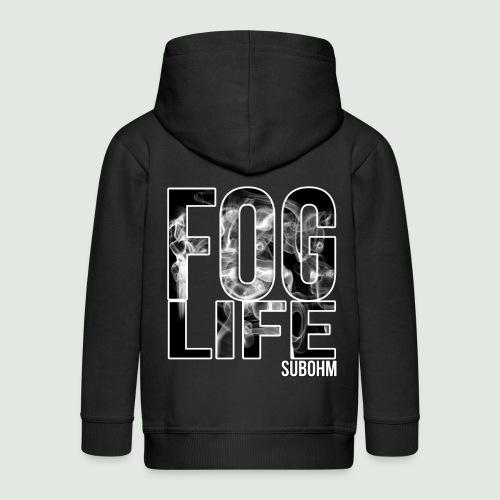 Fog Life - Veste à capuche Premium Enfant