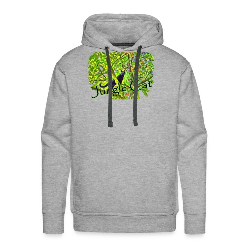 Jungle Cat - Männer Premium Hoodie