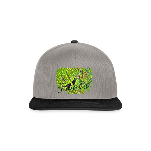 Jungle Cat - Snapback Cap