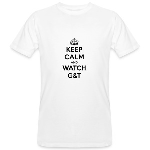 Tazza Keep Calm - T-shirt ecologica da uomo