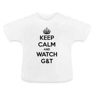 Tazza Keep Calm - Maglietta per neonato