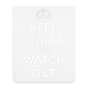 Maglietta donna Keep Calm - Tappetino per mouse (verticale)