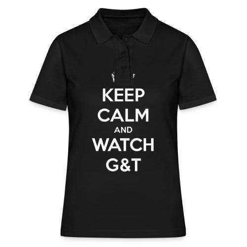 Maglietta donna Keep Calm - Women's Polo Shirt