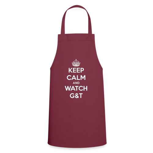 Maglietta donna Keep Calm - Grembiule da cucina