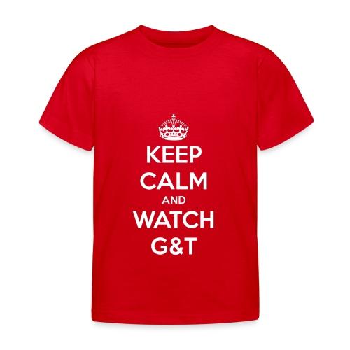 Maglietta donna Keep Calm - Maglietta per bambini