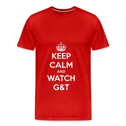 Maglietta donna Keep Calm - Maglietta Premium da uomo