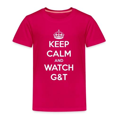 Maglietta donna Keep Calm - Maglietta Premium per bambini