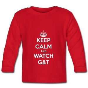 Maglietta donna Keep Calm - Maglietta a manica lunga per bambini