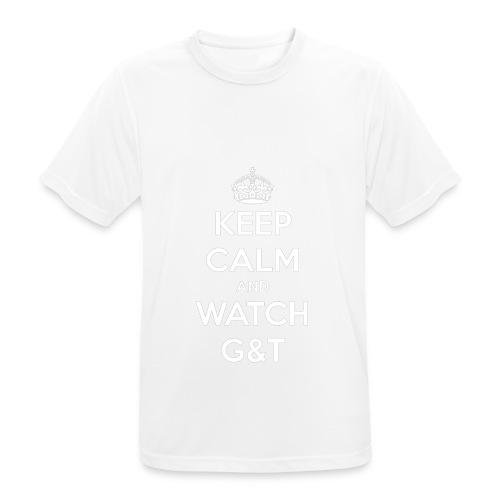 Maglietta donna Keep Calm - Maglietta da uomo traspirante