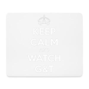 Maglietta donna Keep Calm - Tappetino per mouse (orizzontale)