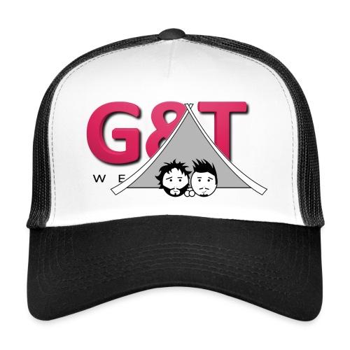 Maglietta uomo G&T tenda - Trucker Cap