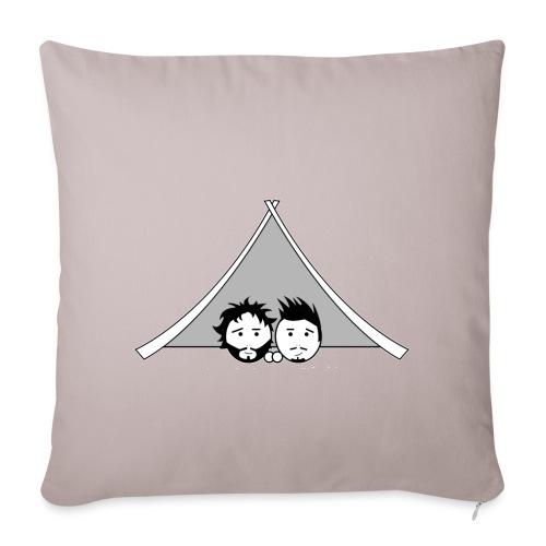 Maglietta uomo G&T tenda - Copricuscino per divano, 44 x 44 cm