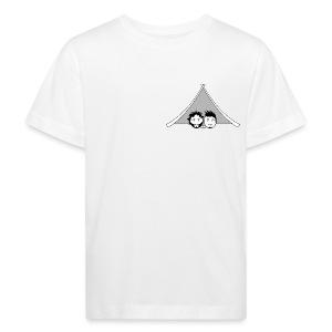 Maglietta uomo G&T tenda - Maglietta ecologica per bambini