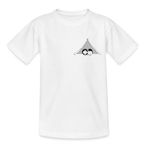 Maglietta uomo G&T tenda - Maglietta per bambini