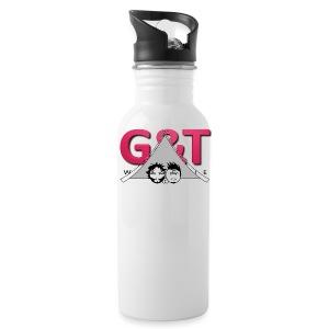 Maglietta uomo G&T tenda - Borraccia