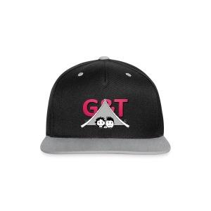 Maglietta uomo G&T tenda - Cappellino snapback in contrasto cromatico