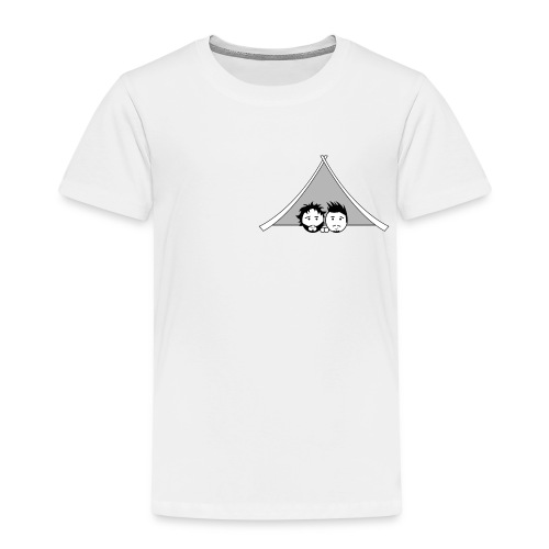 Maglietta uomo G&T tenda - Maglietta Premium per bambini