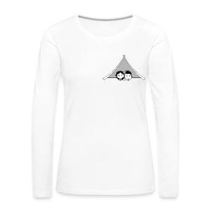 Maglietta uomo G&T tenda - Maglietta Premium a manica lunga da donna