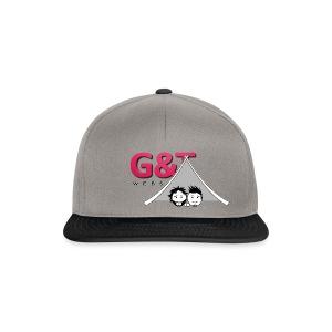 Maglietta uomo G&T tenda - Snapback Cap