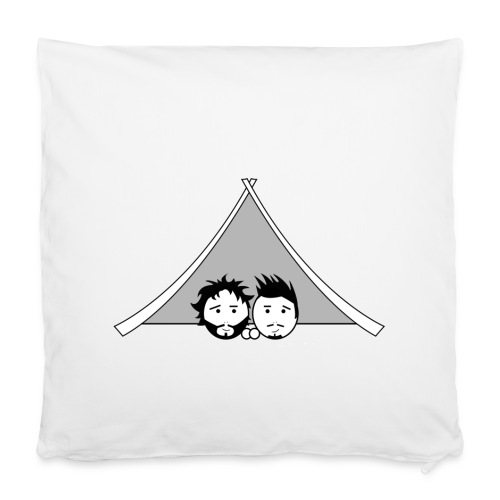 Maglietta uomo G&T tenda - Copricuscino 40 x 40 cm