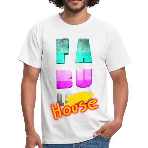 T SHIRT FABULHOUSE by Florian VIRIOT - T-shirt Homme