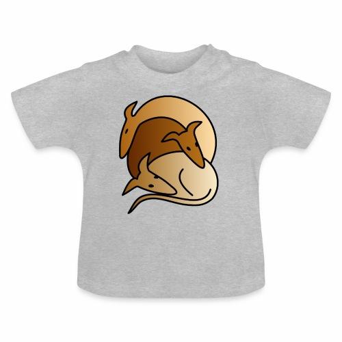 3 Galgos - Baby T-Shirt