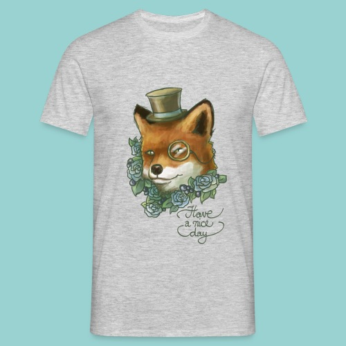 Nice day - Männer T-Shirt