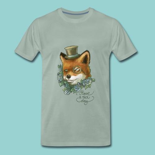 Nice day - Männer Premium T-Shirt