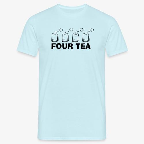 Forty - Four Tea - 40 - Männer T-Shirt