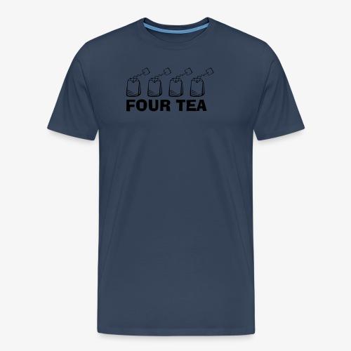 Forty - Four Tea - 40 - Männer Premium T-Shirt