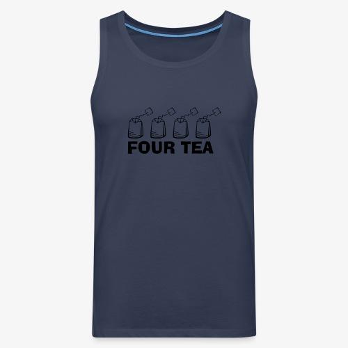 Forty - Four Tea - 40 - Männer Premium Tank Top
