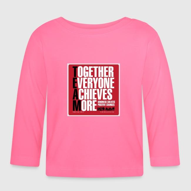 Mens - tshirt - Together everyone achieves more